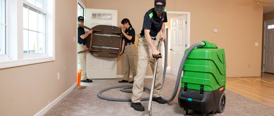 Tiffin, OH residential restoration cleaning